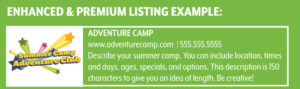 Summer Camp Guide 2017 - Enhanced