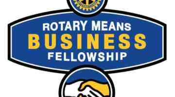 Rotary Means Business Is a Fellowship of Rotary International