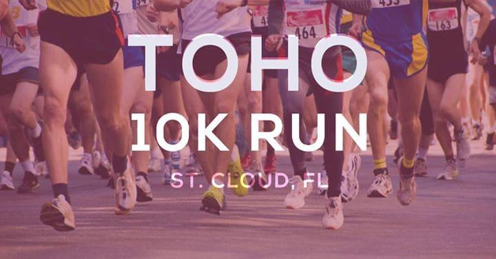 TOHO 10K RUN • Nonahood News