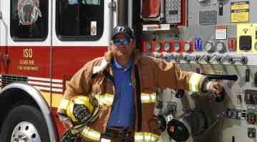 Nona Heroes: Fire Engineer Daniel Hart