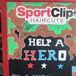 Business Spotlight: Sport Clips' Help A Hero Program