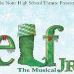 Elf at Lake Nona High School!