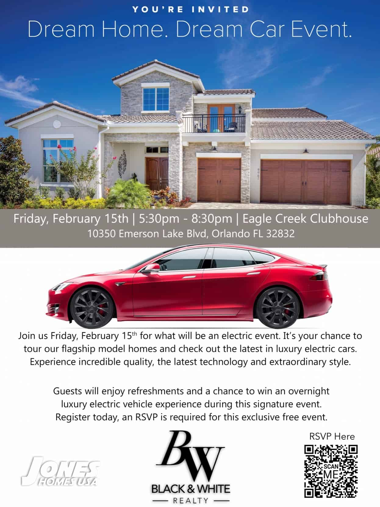 Incredible Dream Home Dream Car Event Nonahood News Download Free Architecture Designs Scobabritishbridgeorg