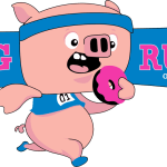 "The SWINEth Annual ""PIG RUN of Lake Nona"""