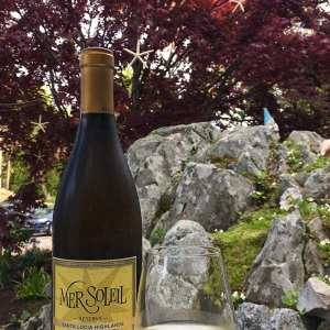 Maine resort chardonnay