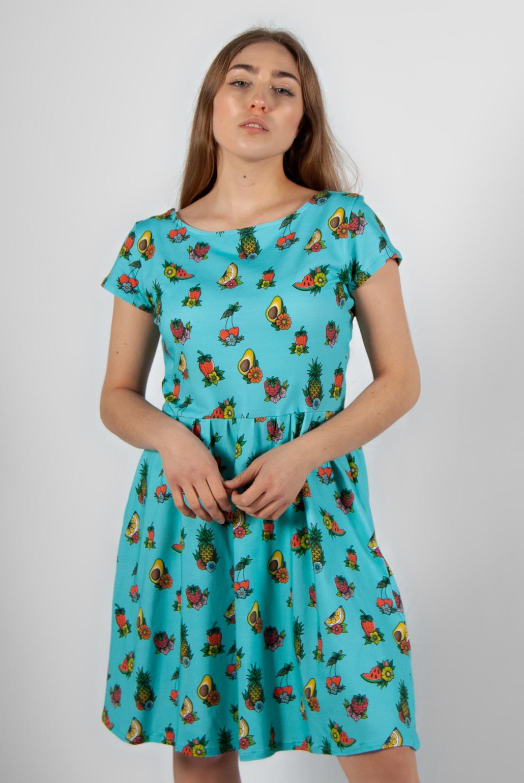 vestido estampado 17