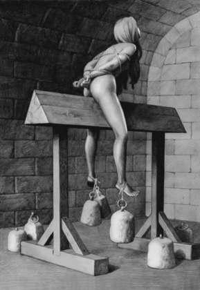 10 L'Asino spagnolo- Torture medioevali