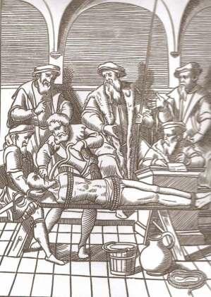 2 La tortura dell'acqua - Torture medioevali