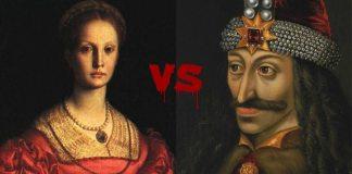 Dracula vs Elizabeth Bathory