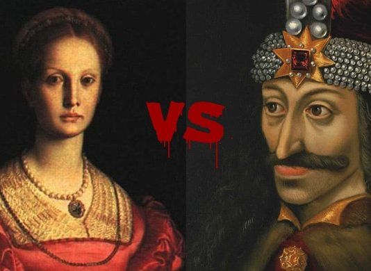 Dracula vs Elizabeth Bathory