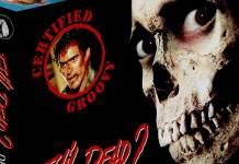 Evil Dead 2 gioco da tavolo