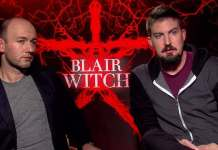 Blair Witch Adam Wingar Simon Barrett