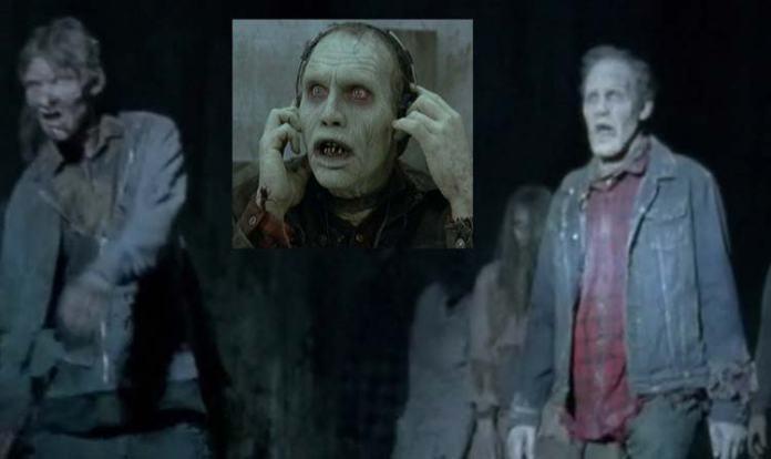 Bubba in Il giorno degli zombi (1985) - The Walking Dead stagione 4 episodio 15