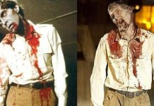 Easter egg The Walking Dead George A Romero