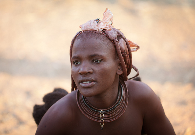 An Afternoon With The Himba People Nonbillable Hours