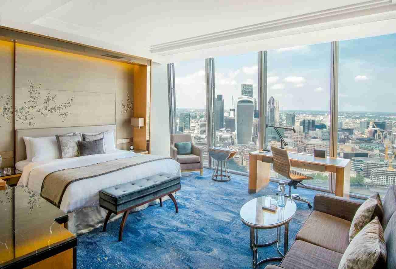 Shangri La Room Cost
