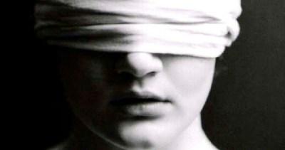 essere cieco