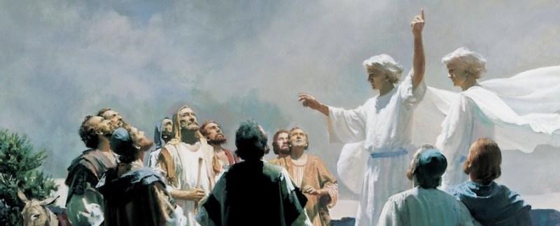ascensione atti degli apostoli