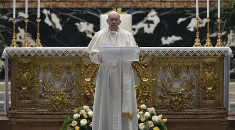 papa francesco divina misericordia