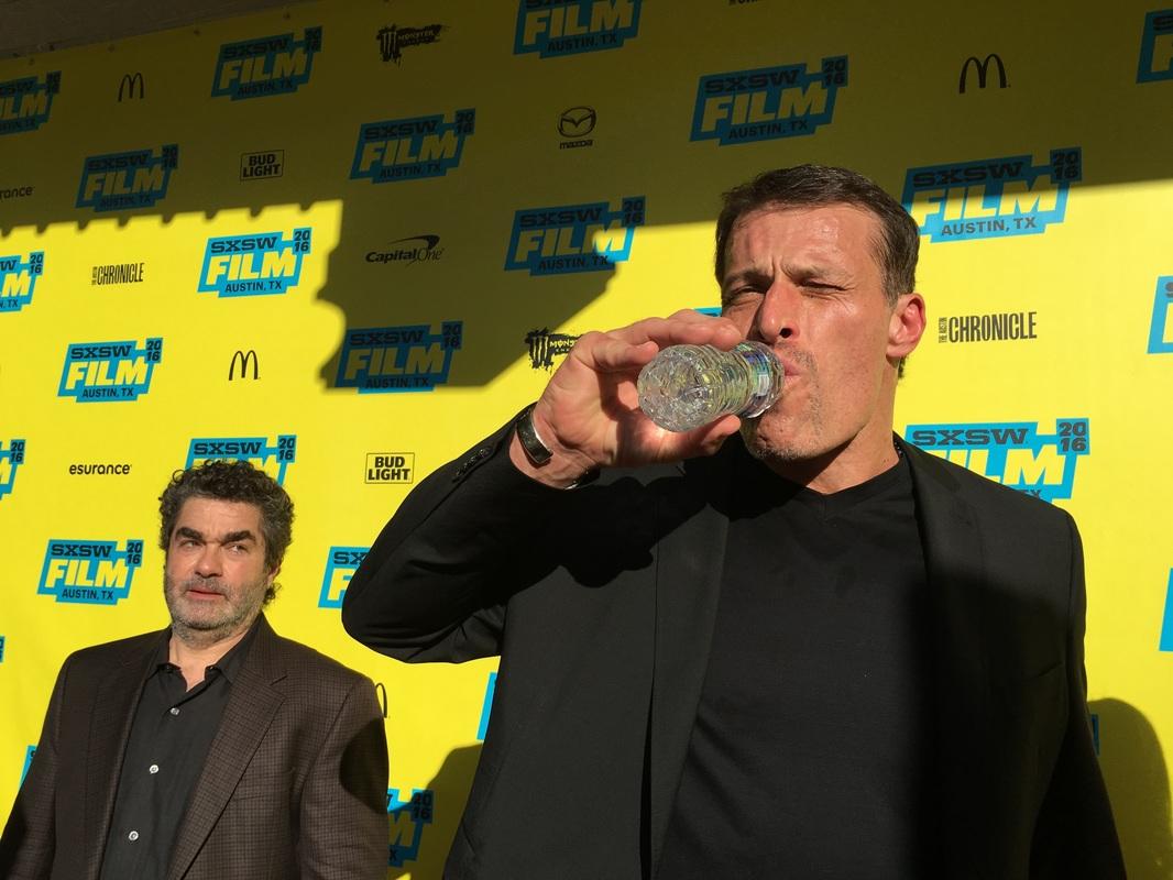 Tony Robbins Documentary Debuts On Netflix