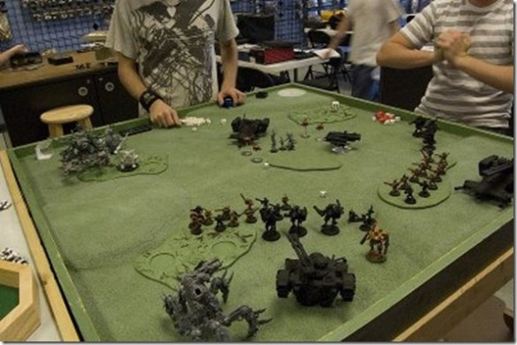 Tabletop Archives   Non Fiction Gaming Warhammer 40K Strategy Game In The Works With New Deal