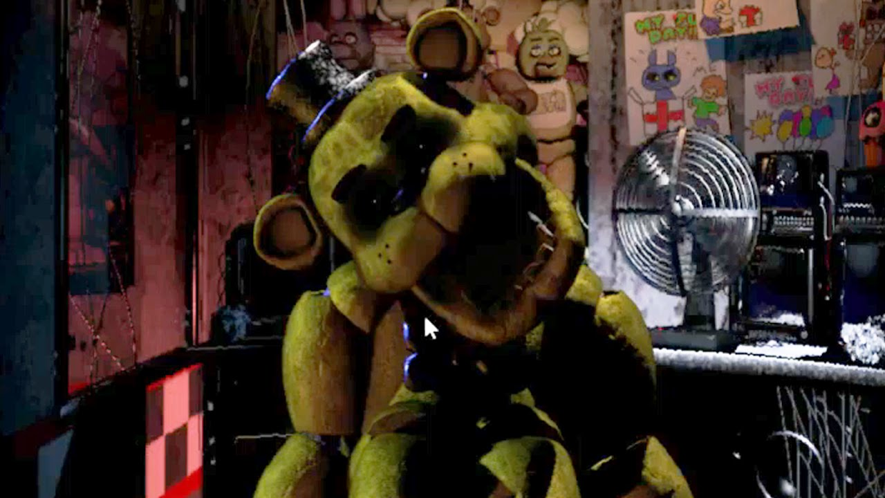 Why I Fell In Love With Five Nights At Freddys