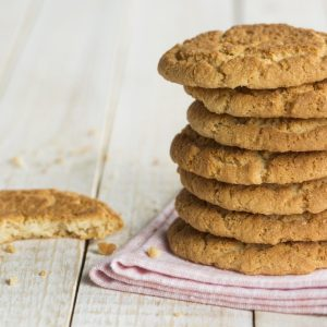 Biscotti (anche senza glutine o vegani)