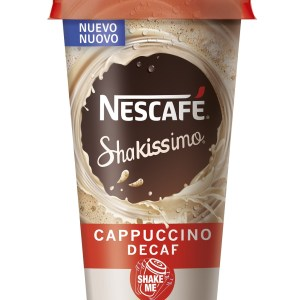 Caffé Solubile Nescafé Cappuccino