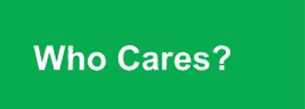 WHO CARES! – Quang An