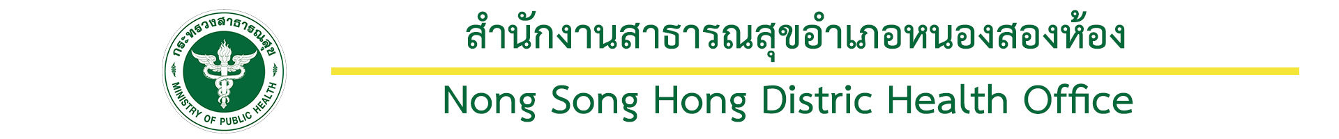 Nong Song Hong Distric Health Office