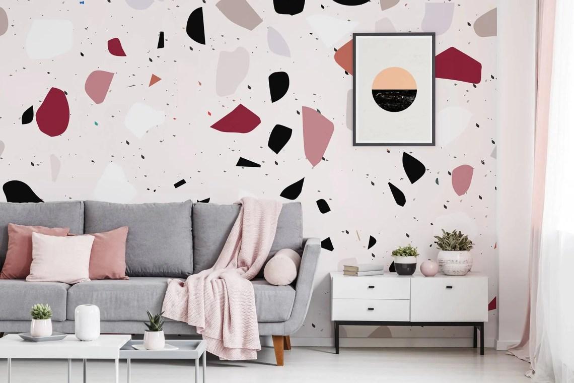Intererior blog posters make a small room look bigger