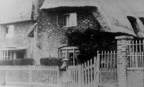 Shakespeare cottage