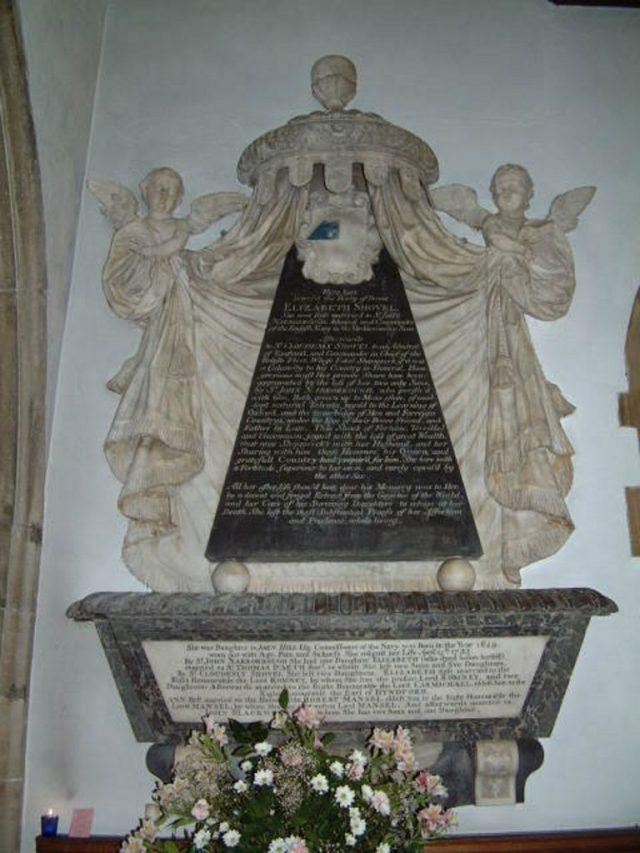 Narborough memorial