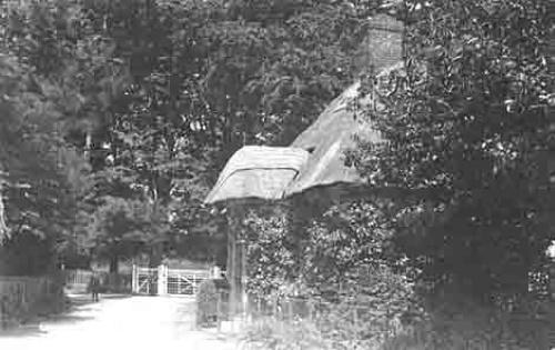 Fredville Frogham Lodge 1904