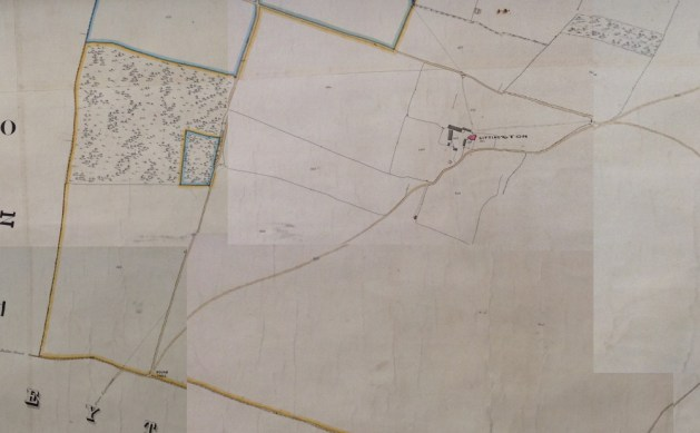 Kittington & Tye Wood 1859.