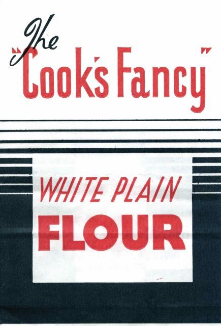 H.S. Pledge & Sons: Cook's Fancy flour