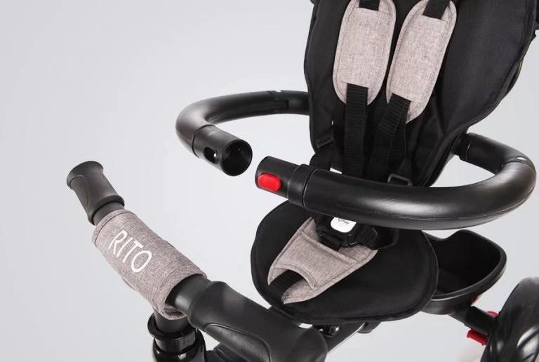 Tricicleta-pliabila-pentru-copii-QPlay-Rito-Rosu-9