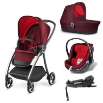 Carucior modular gb Maris 4 in 1 Dragonfire Red