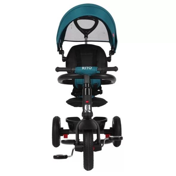 Tricicleta-cu-roti-gonflabile-de-cauciuc-Qplay-Rito-AIR-Albastru-Inchis-1
