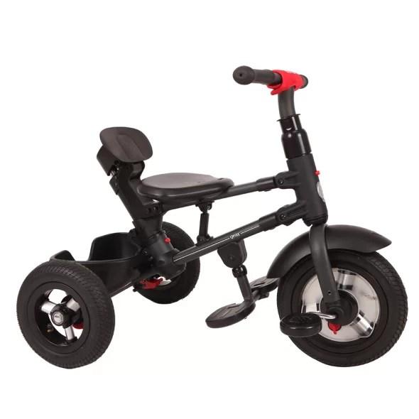 Tricicleta-cu-roti-gonflabile-de-cauciuc-Qplay-Rito-AIR-Rosu-6
