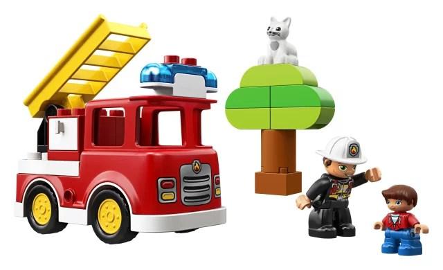 LEGO Camion de pompieri