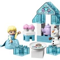 LEGO-DUPLO-Elsa-și-Olaf-la-Petrecere