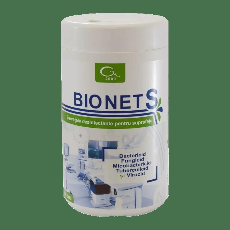 Servetele dezinfectante BionetS