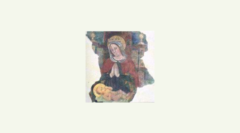 La Beata Vergine di San Quirico