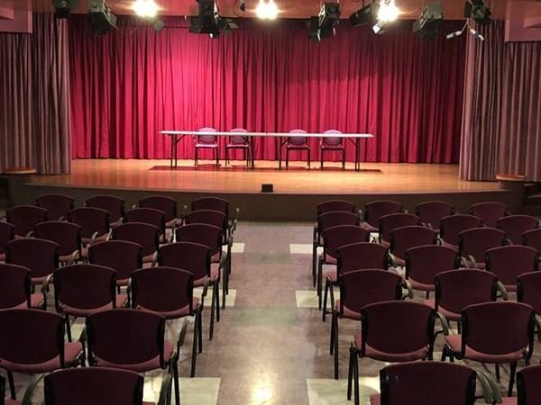 Centro Rosetum auditorium