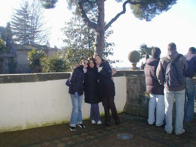 Laura, Gabriella e Valentina