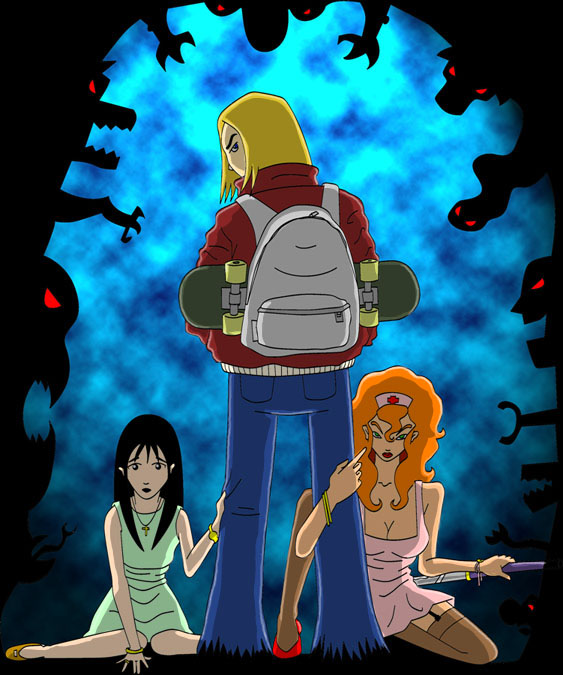 Illustration du projet BD