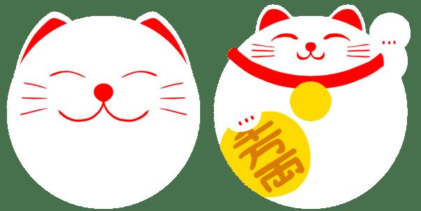 dessin de 2 chats
