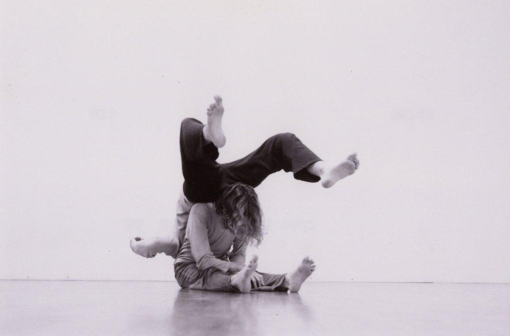 Falling by Carmen Alvarez