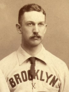 Adonis Terry, who threw Brooklyn's second and third no-hitters.
